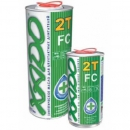 XADO Atomic Oil 2T FC plast 1L