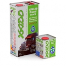 XADO Atomic Oil 10W-40 Diesel Truck 5L can