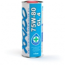 XADO Atomic Oil 75W-80 GL4 can 1L