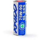 XADO Atomic Oil 75W-90 GL 3/4/5 can 1L